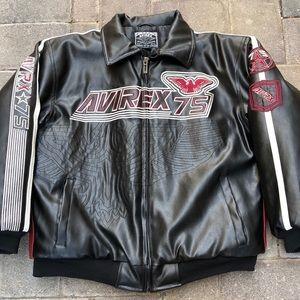 Vintage Avirex Jacket